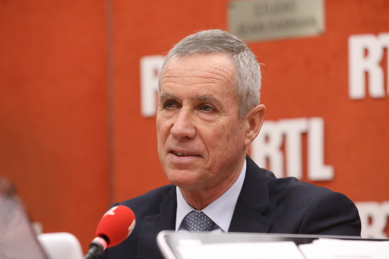 François Molins s'exprime sur la situation du terrorisme en France