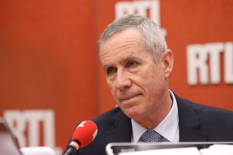 François Molins s'exprime sur la situation du terrorisme