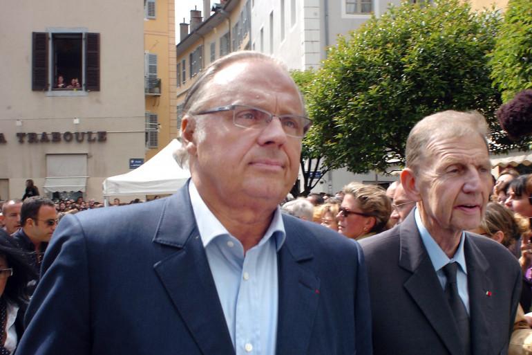 Gérard Louvin est accusé par son neveu de complicité de viol sur mineur.