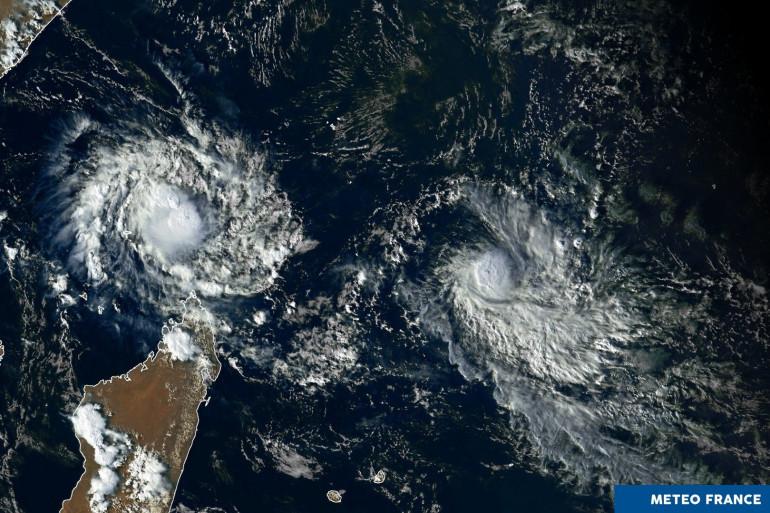 Mayotte devrait être touchée par le cyclone dans la nuit du 8 au 9 décembre 2019
