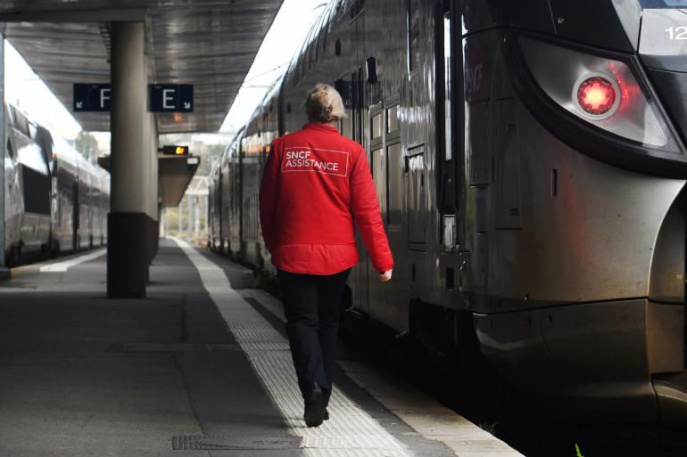 La gare de Brest en 2018