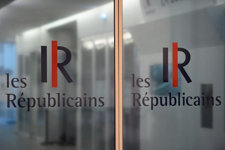 Le logo du parti Les Républicains (illustration)