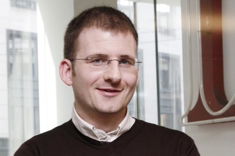 L'auteur Bernard Quiriny