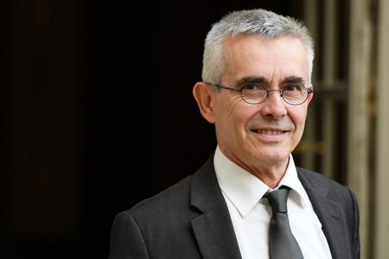 Yves Veyrier, secrétaire général du syndicat Force ouvrière, le 5 septembre 2019