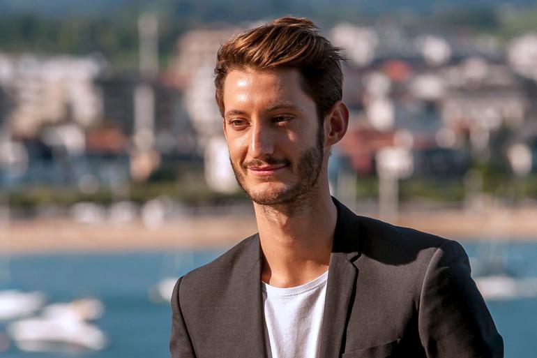 L'acteur Pierre Niney
