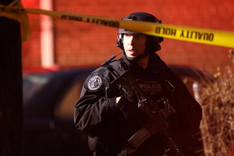 La tuerie de Jersey City a fait 6 morts.