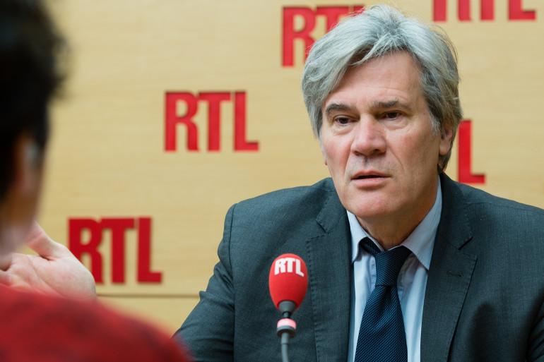 Stéphane Le Foll, invité de RTL le 29 janvier 2018