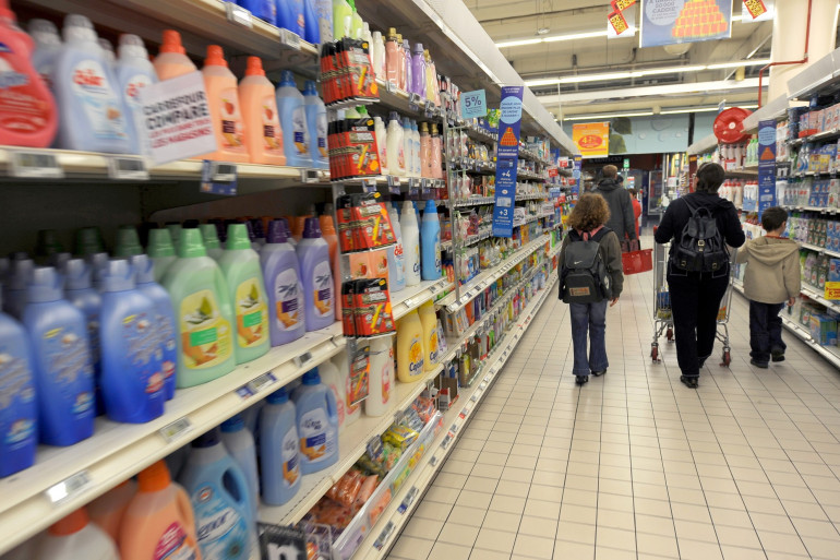 630 millions d'euros de produits non alimentaires sont détruits tous les ans.