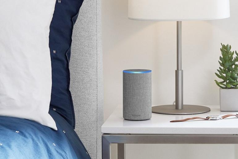 L'assistant Alexa est proposé depuis fin 2014 dans l'enceinte connectée Echo aux États-Unis