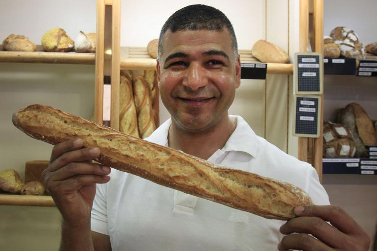 Ridha Khadher, boulanger de l'Élysée et Matignon