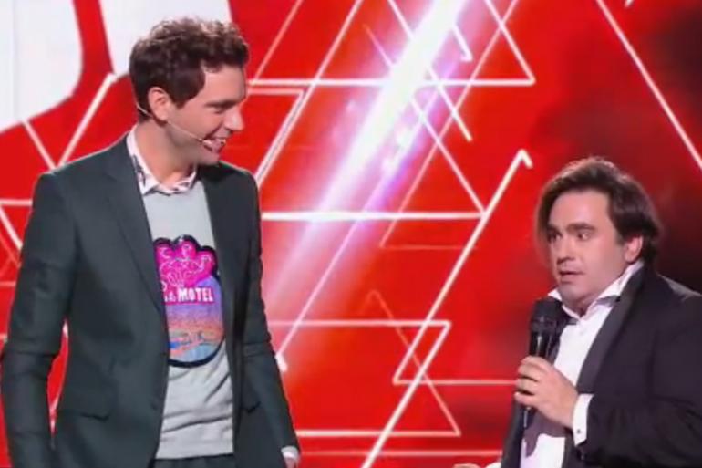 """Frédéric et Mika : le duo de cette deuxième soirée de """"The Voice"""""""