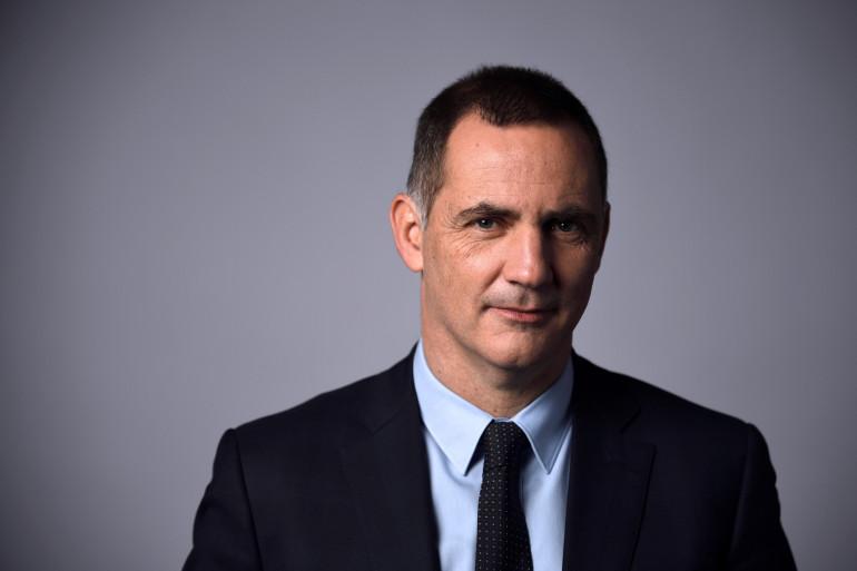 Gilles Simeoni, le président nationaliste du conseil exécutif de Corse.