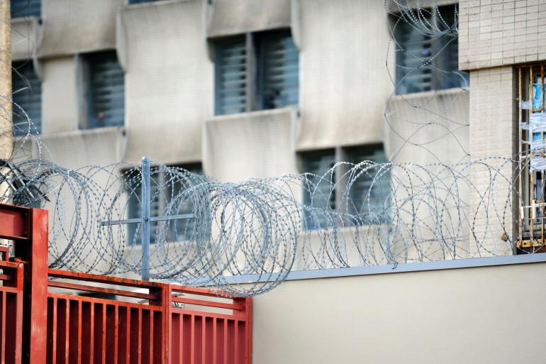 La prison de Queuleu à Metz.