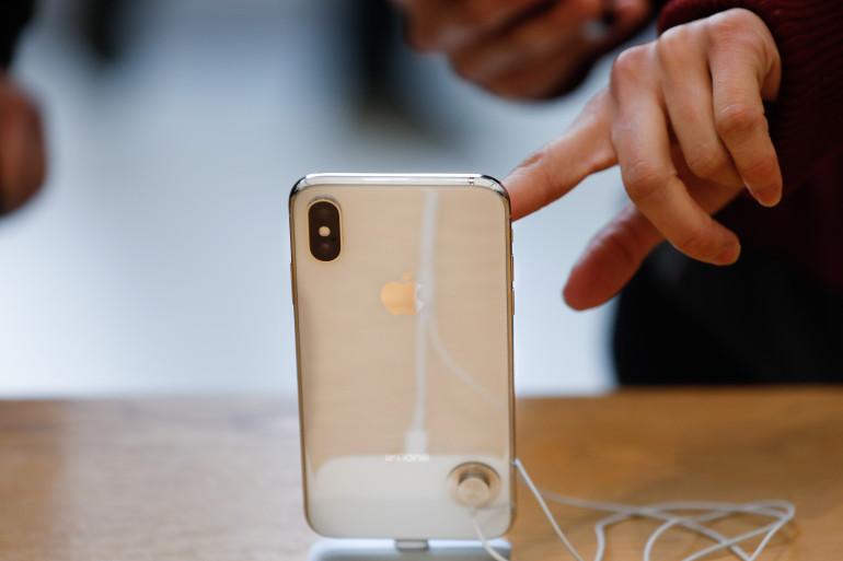 L'iPhone X marque le dixième anniversaire du produit phare d'Apple