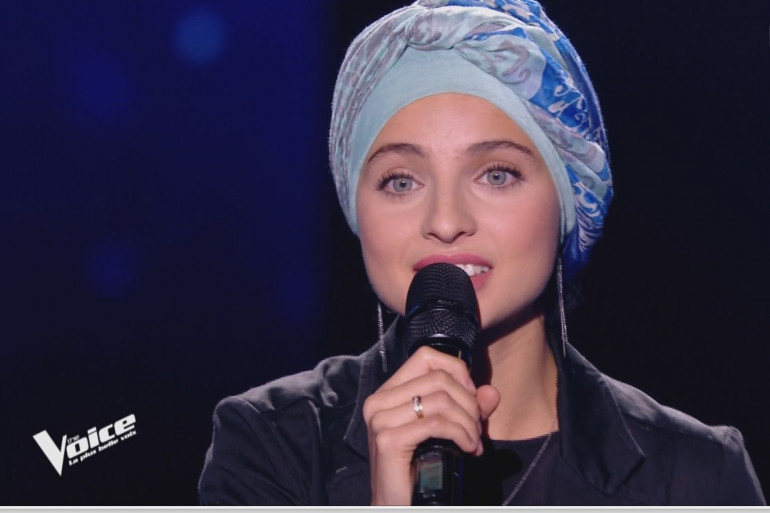 """Mennel Ibtissem participe à la saison 7 de """"The Voice"""""""