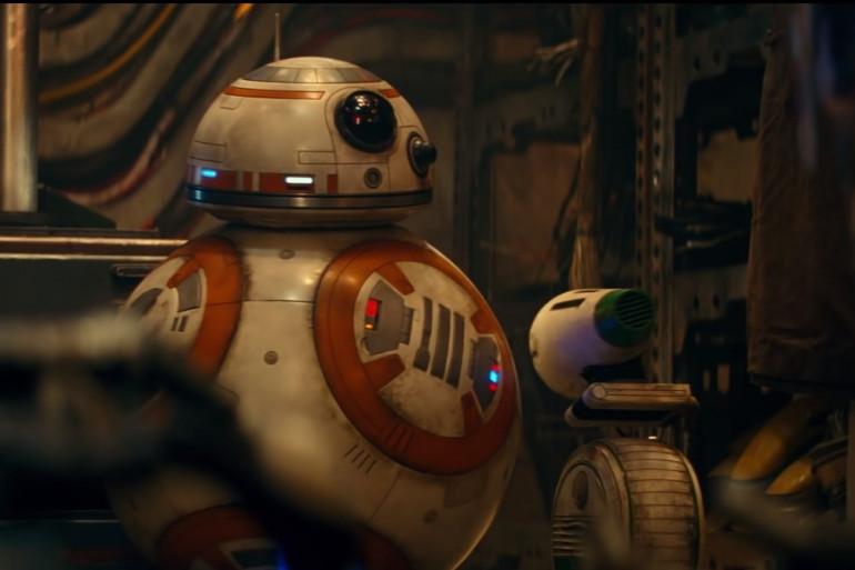 """Les droïdes BB-8 et D-O dans """"L'Ascension de Skywalker"""""""