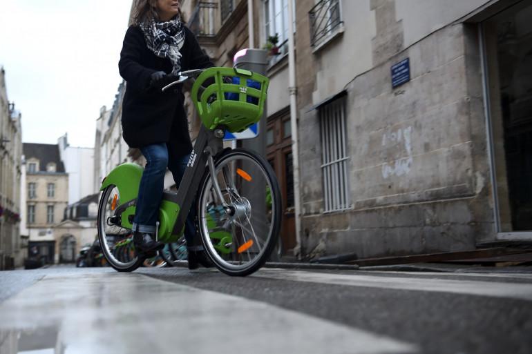 Le nouveau Vélib de Smoovengo (illustration)