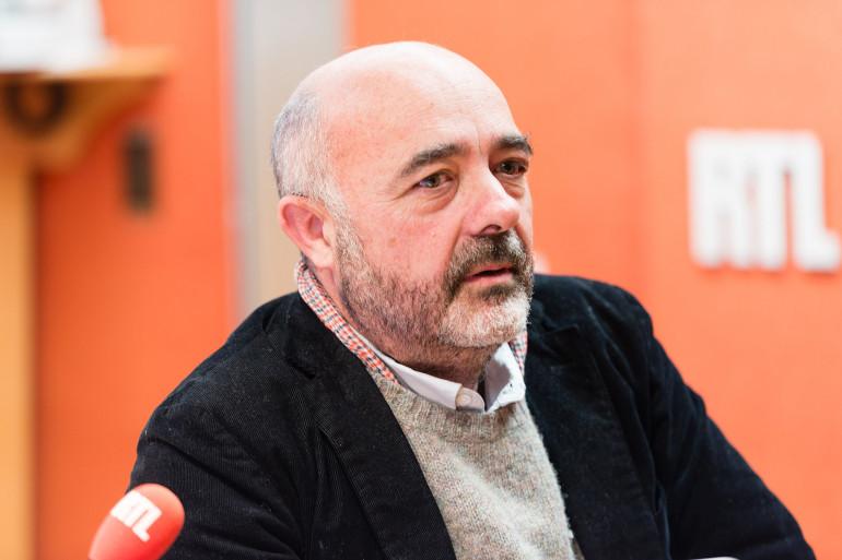 Laurent Valdiguié était l'invité de Marc-Olivier Fogiel le 8 février 2018