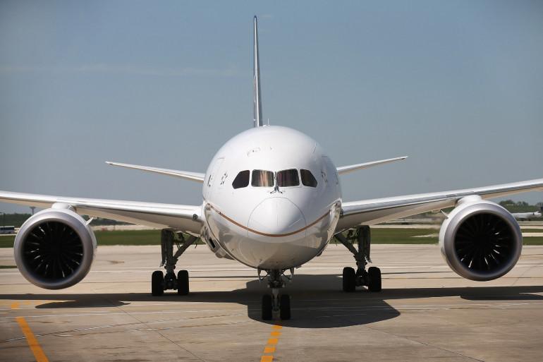 Un Boeing 787 à Chicago le 20 mai 2013 (illustration).