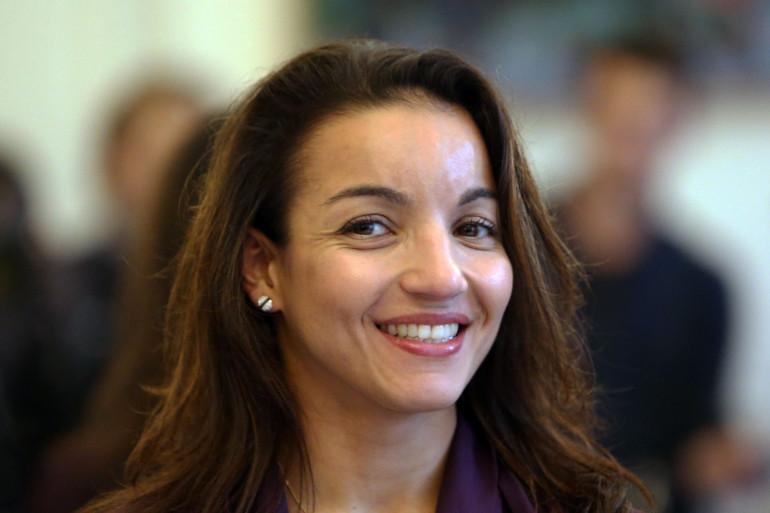 Boxeuse française la plus médaillée, Sarah Ourahmoune est aussi entrepreneuse et vice-présidente du Comité National Olympique et Sportif Français
