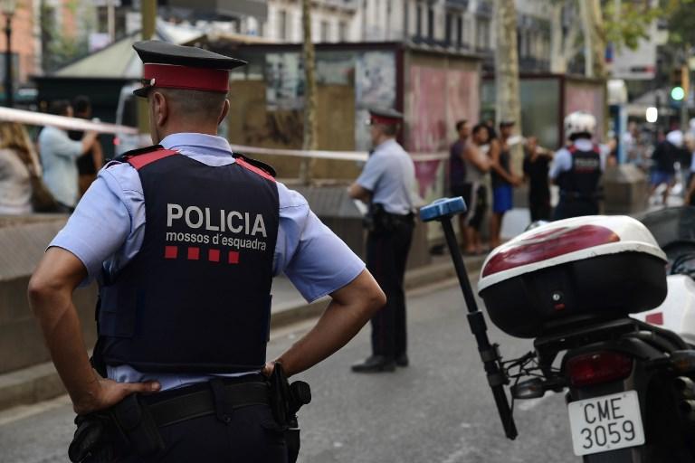 La police a arrêté les deux voleurs facilement (image d'illustration)