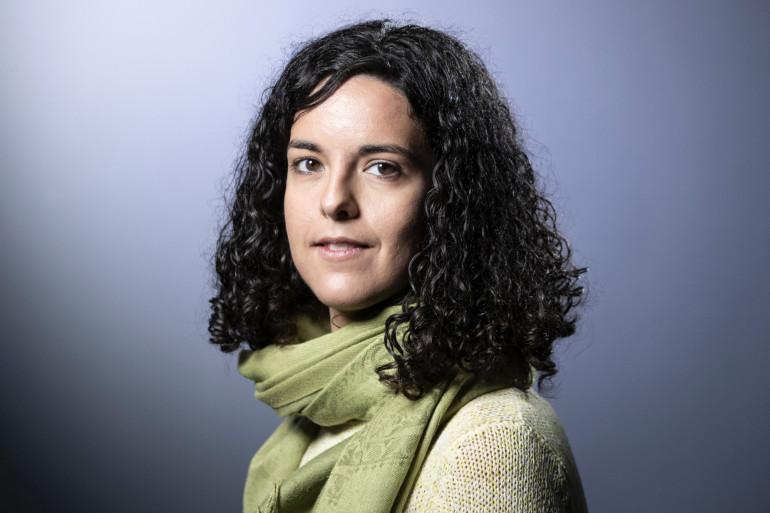 Manon Aubry, tête de liste La France Insoumise aux élections européennes, le 9 janvier 2019.