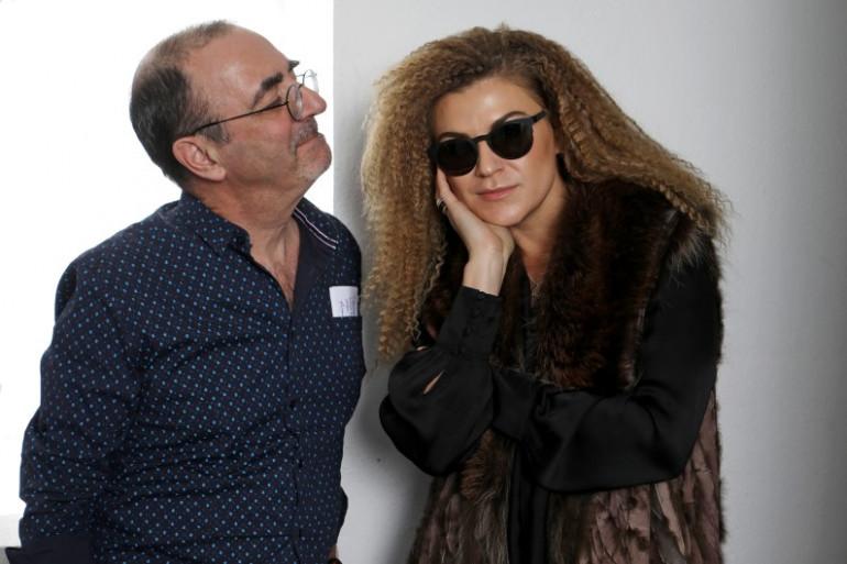 Melody Gardot et Jean-Yves Chapron