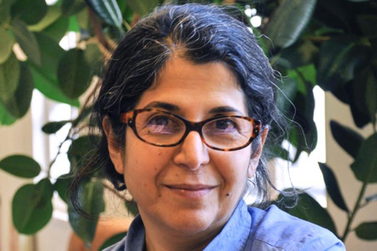Fariba Adelkhah, en 2012.