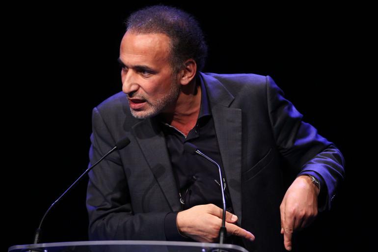 L'islamologue et théologien Tariq Ramadan