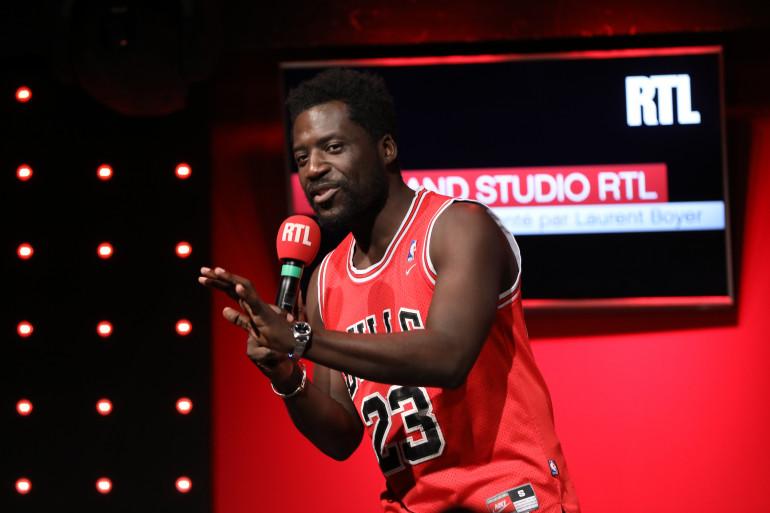 Donel Jack'sman dans Le Grand Studio RTL Humour