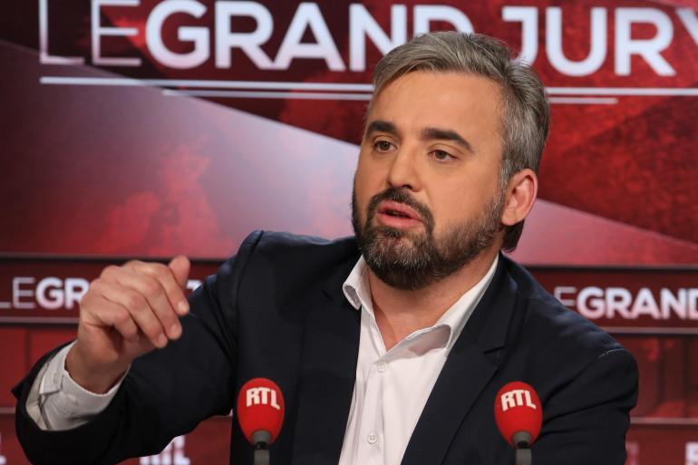 """Alexis Corbière, invité du """"Grand Jury RTL, Le Figaro, LCI"""", dimanche 18 février"""