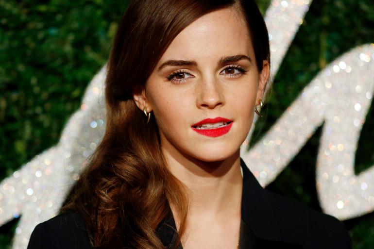 Emma Watson donne 1,13 million d'euros pour l'aide aux victimes