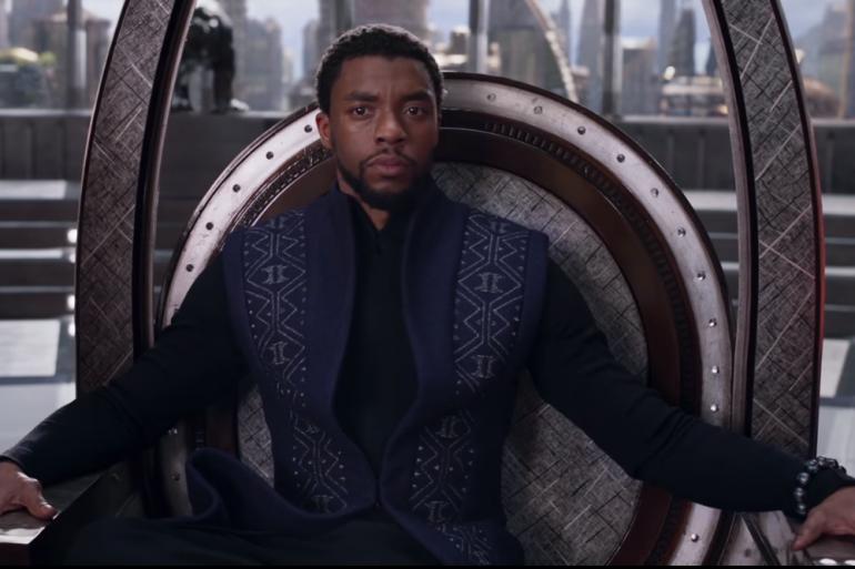 """""""Black Panther"""" enregistre le meilleur démarrage pour un film Marvel aux États-Unis"""