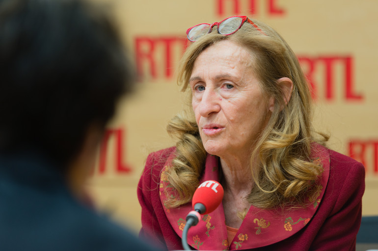 Nicole Belloubet était l'invité de RTL Matin le 21 février 2018