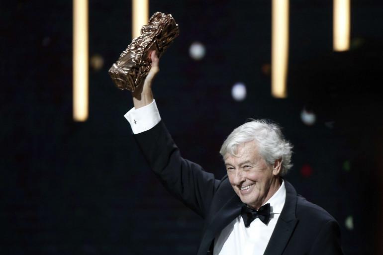"""Paul Verhoeven a remporté le prix du meilleur film pour """"Elle"""" en"""