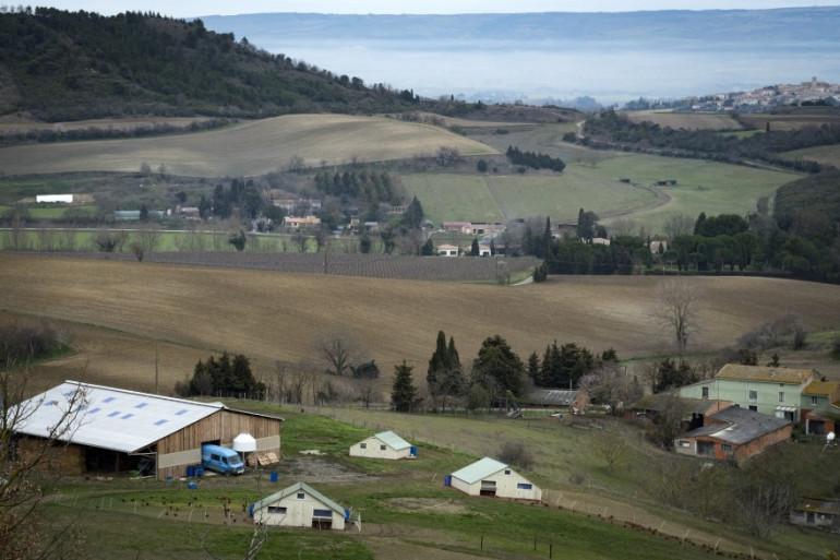 Une ferme française