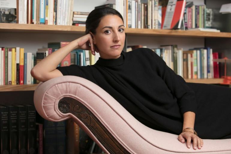 """Violaine Huisman présente """"Reine parce que fugitive"""" dans """"Les livres ont la parole"""""""