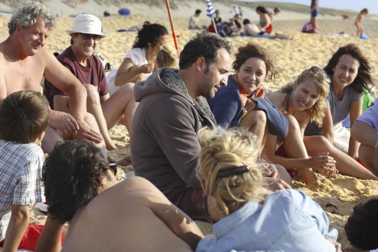"""""""Les Petits Mouchoirs"""" ont attiré plus de 5 millions de spectateurs en 2010"""