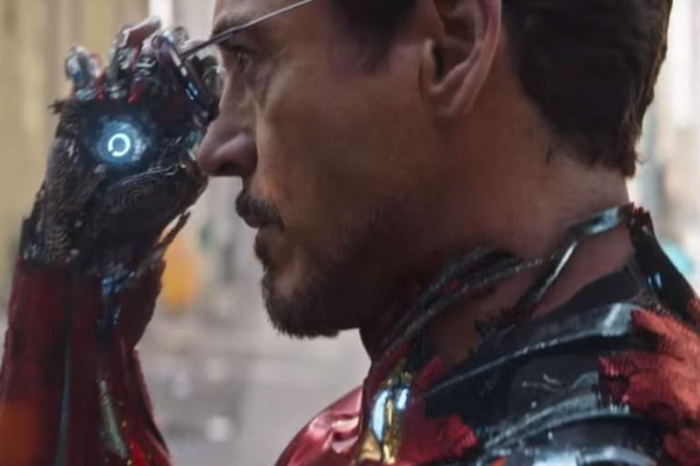 """Iron Man dans le teaser d'""""Avengers : Infinity War"""""""