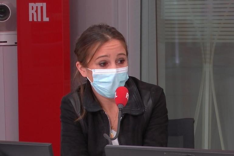 Maître Margot Pugliese, invitée sur RTL le 17 décembre 2020