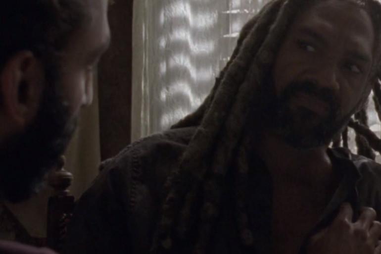 Ezekiel souffre d'un cancer de la thyroïde