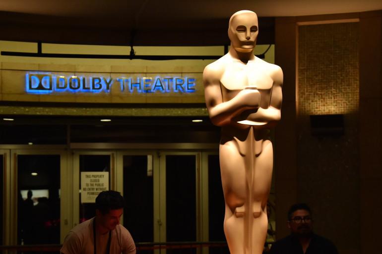 La cérémonie des Oscars