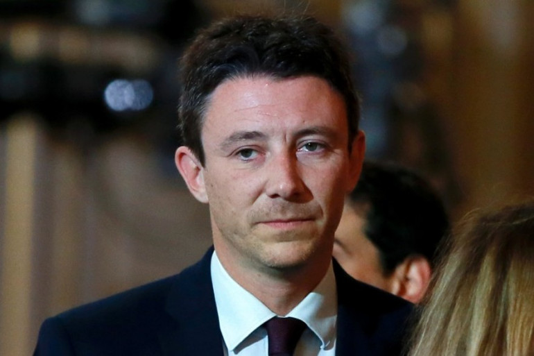 Benjamin Griveaux, secrétaire d'État auprès du Premier ministre et porte-parole du gouvernement