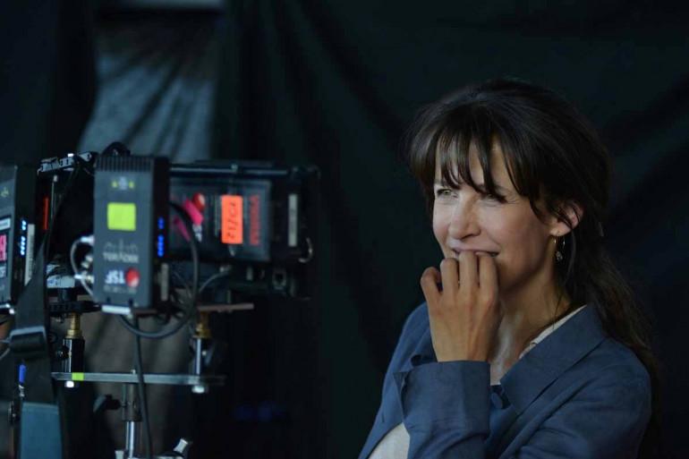 """Sophie Marceau présente """"Madame Mills"""", son troisième film en tant que réalisatrice"""