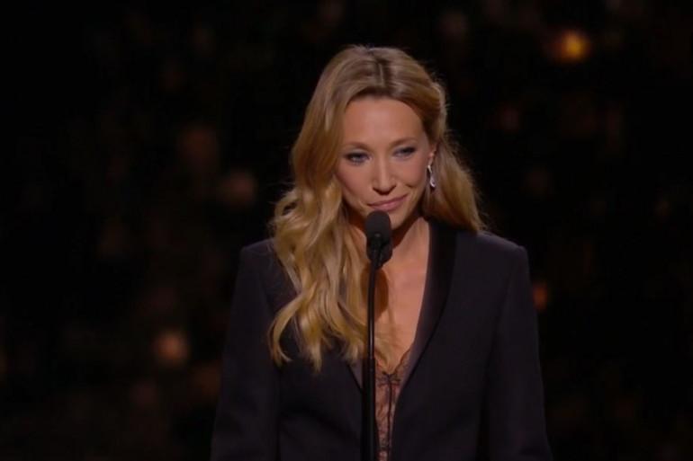 Laura Smet a fait son retour sur la scène publique pour les César 2018