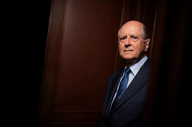 Jean-Marc Sauvé, président de la commission indépendante sur les abus sexuels dans l'Eglise et ancien vice-président du Conseil d'État