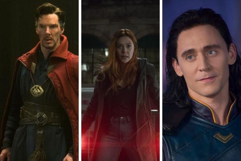 Les séries Marvel de la Phase 4 seront liées aux films