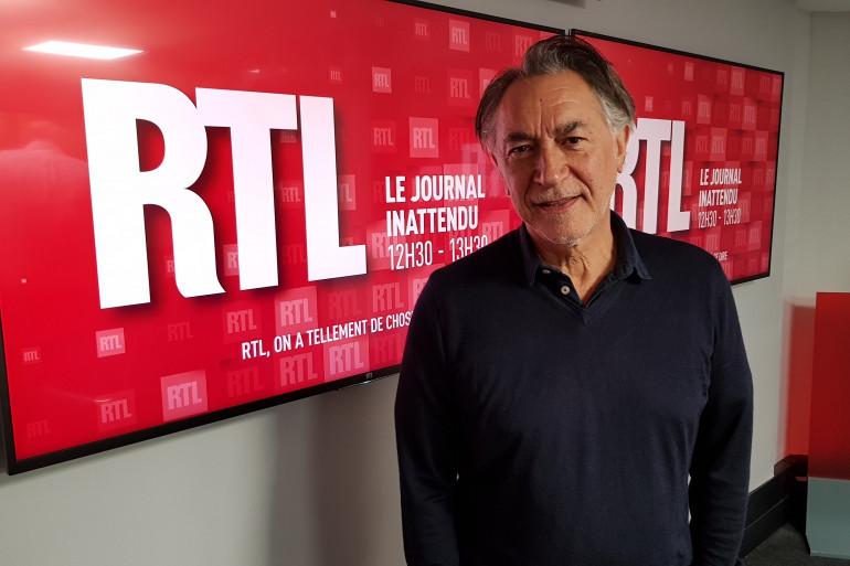 Richard Berry était l'invité du Journal inattendu le 9 novembre 2019