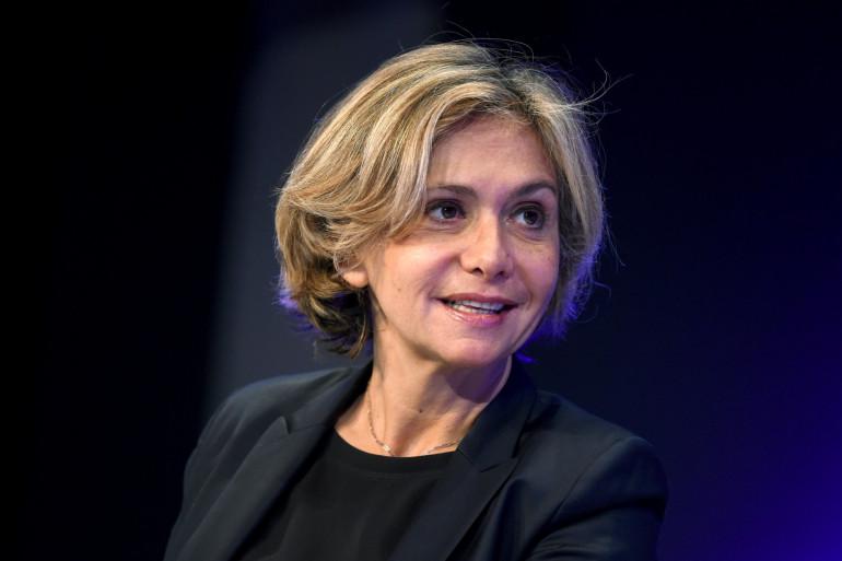 """Valérie Pécresse, présidente du mouvement """"Libres !"""""""