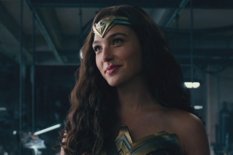 """Wonder Woman dans """"Justice League"""""""